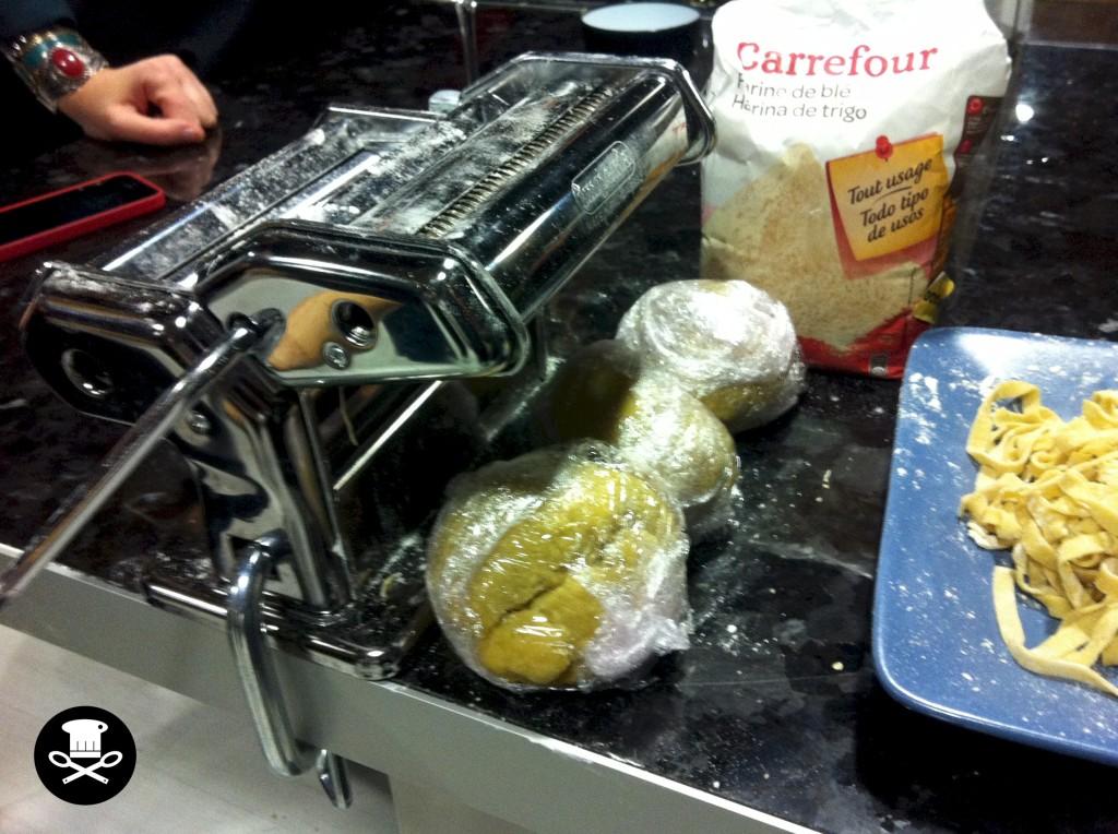 21st century cook. Una noche de cocina en Etxanobe.