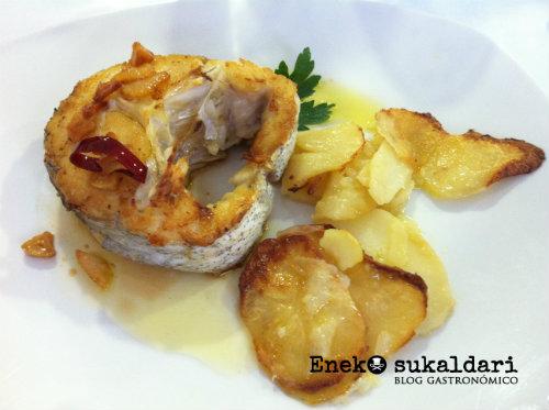 Restaurante Aroa (Lekeitio - Bizkaia)