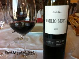 Emilio Moro 2009