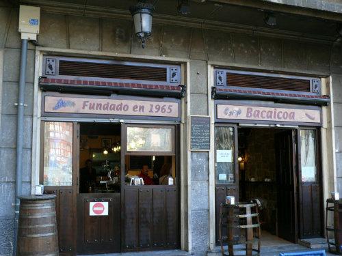 Bacaicoa (Casco viejo - Bilbao)