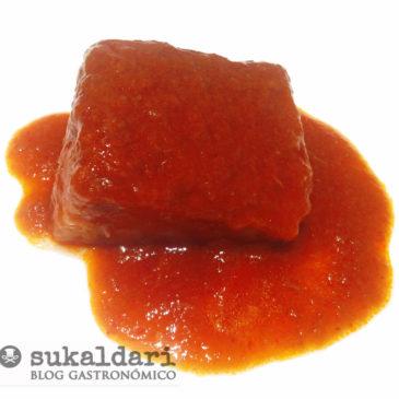 Bacalao a la vizcaína - Receta paso a paso - Eneko sukaldari