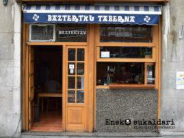Baztertxu Taberna - Santutxu - Bilbao
