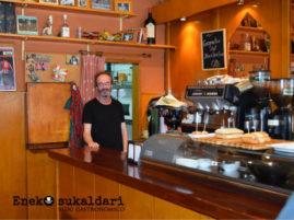 Juan, cocinero del Baztertxu
