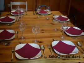 Comidas y cenas privadas con el encanto del Baztertxu