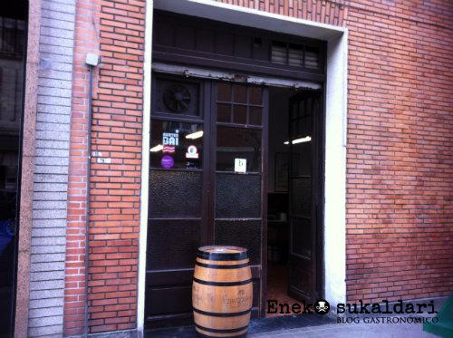 Bodeguilla Vallejo – el palas (Indautxu – Bilbao)