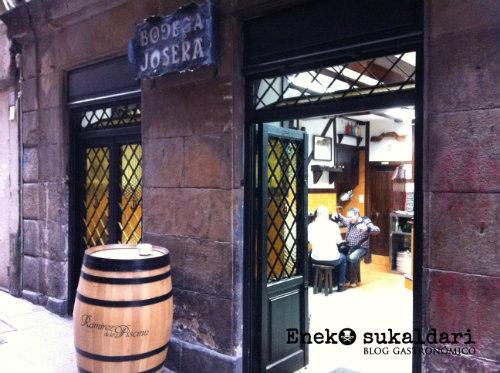 Bodega Joserra (Casco viejo - Bilbao)