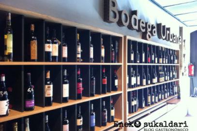 Bodega Urbana (Indautxu – Bilbao)