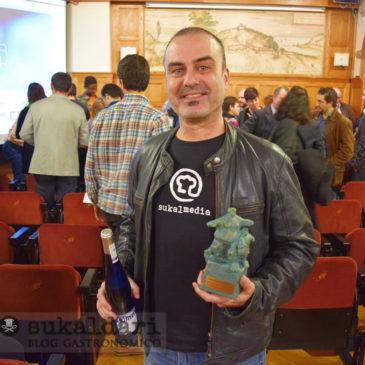 Eneko sukaldari premio Buber Sariak 2015