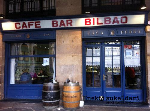 Café Bar Bilbao (Casco viejo - Bilbao)