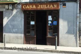 Casa Julián (Tolosa - Gipuzkoa)