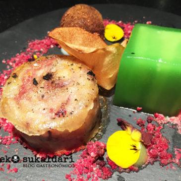 Minimal II, jornadas de gastronomía en miniatura