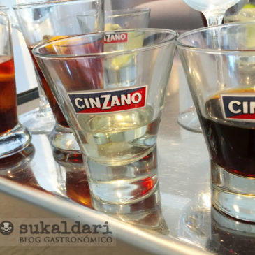 Taller de vermut Cinzano