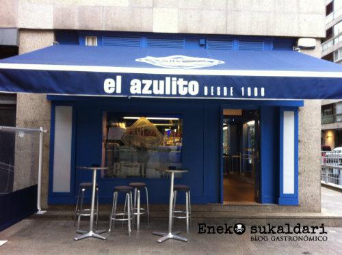 El azulito - Bilbao