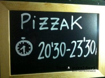 El korral de la patxeka Bar pizzeria (Lekeitio - Bizkaia)