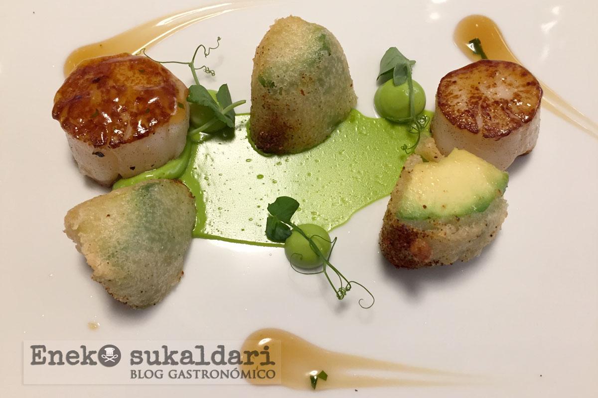 Eneko Restaurante Larrabetzu - Eneko sukaldari