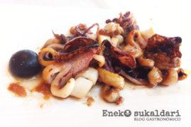 Restaurante Etxanobe (Bilbao)