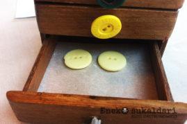Botones de coco