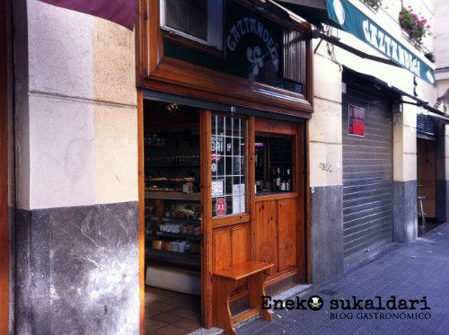 Gaztandegi (Indautxu - Bilbao)