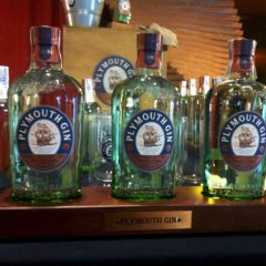 Plymouth Gin, la ginebra de la Royal Navy.