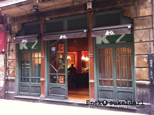 K2 Casco viejo - Bilbao