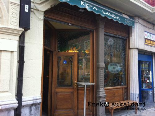 Cafetería del ensanche - Kepa Landa