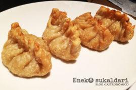 Empanadillas de sarndinas en escabeche