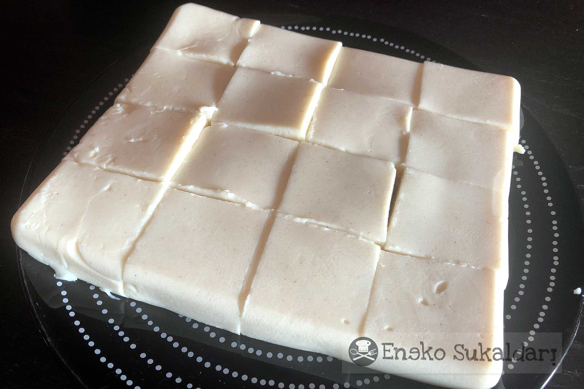 Leche frita o tostadas de crema - receta - Eneko sukaldari