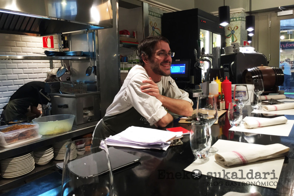 Bar Restaurante Los Fueros - Bilbao - Paul Ibarra