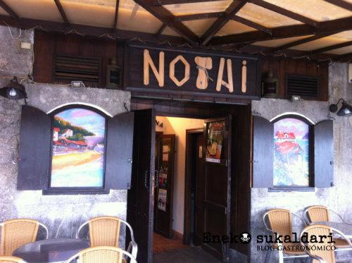 Norai taberna (Lekeitio - Bizkaia)