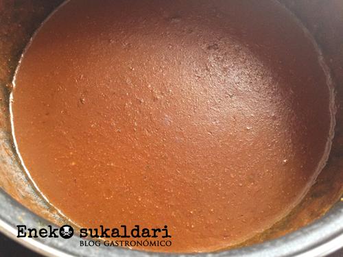 Pasta al curry con atún - Eneko sukaldari