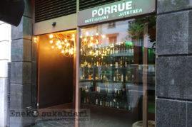 Porrue jatetxea - Bilbao