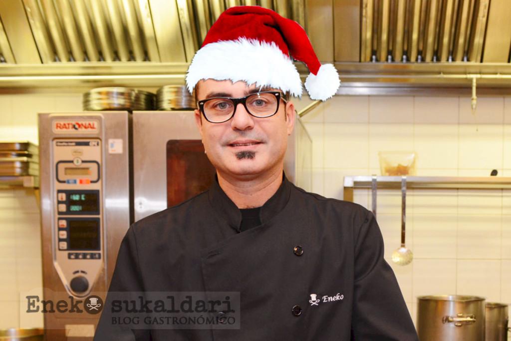 32 recetas sencillas, para confeccionar menús en Navidad y triunfar