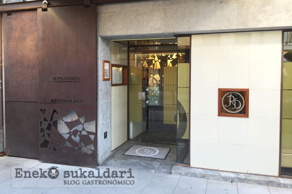 Rincón de Diego (Cambrils - Tarragona) - Eneko sukaldari