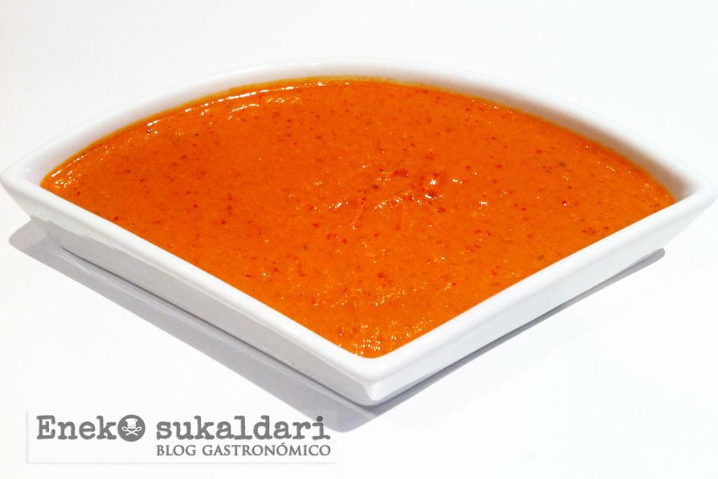 Salsa Romesco - Eneko sukaldari