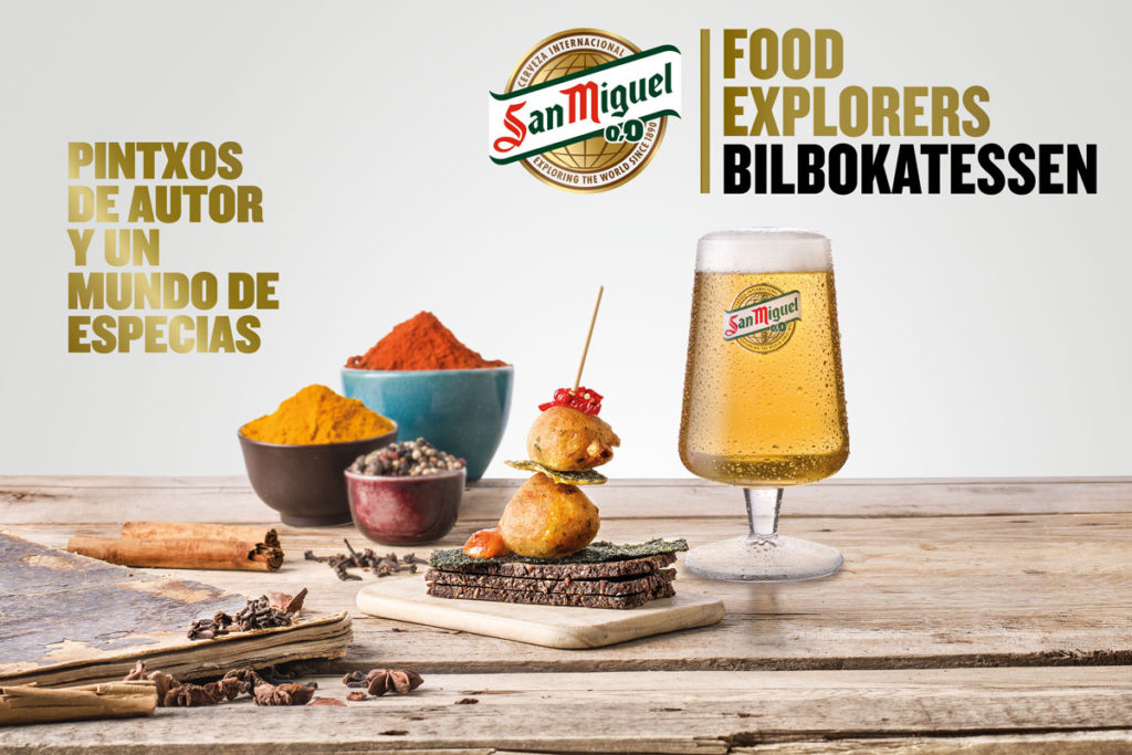 San Miguel Bilbokatessen 2016 en Bilbao