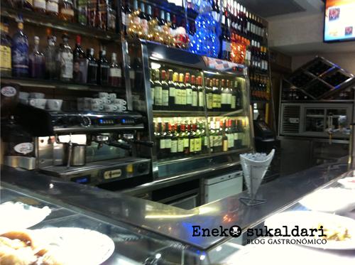 Bar Simbol - Alta Taberna - Zaragoza