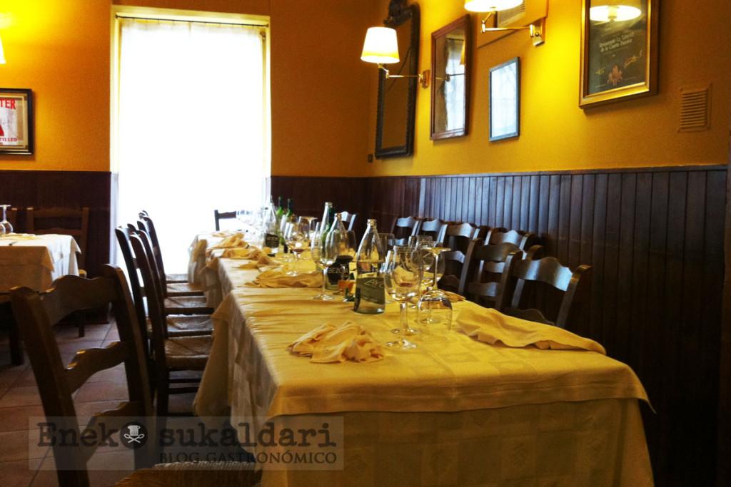 La taberna de la Cuarta Esquina (Calahorra) La Rioja