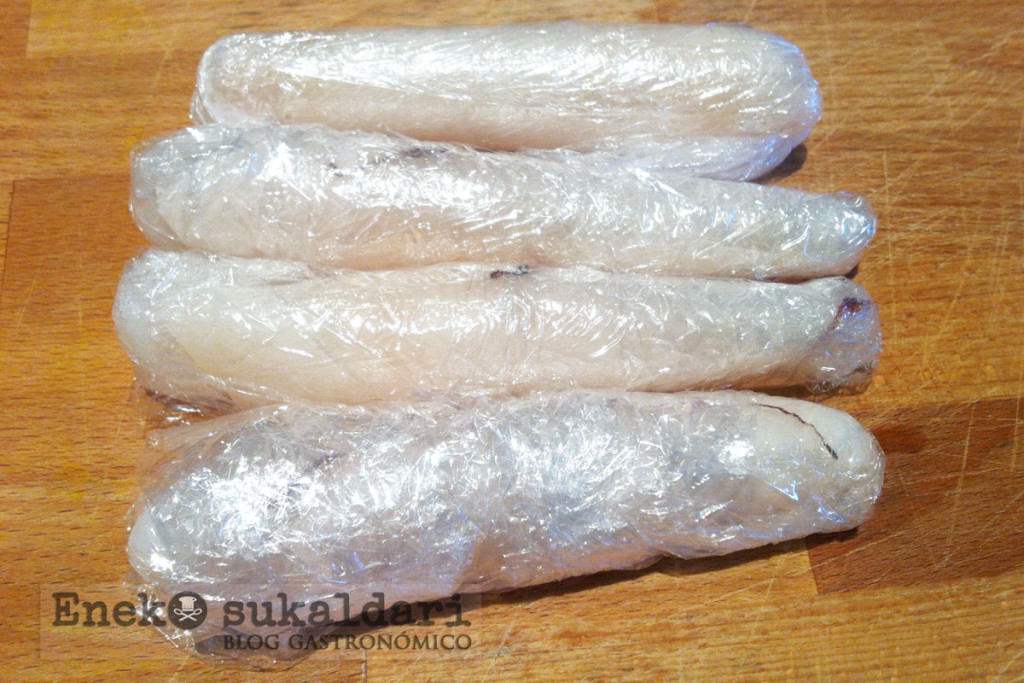 Tallarines de chipirón a la boloñesa