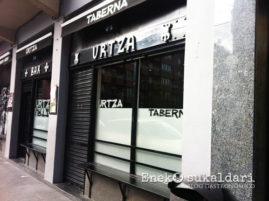 Urtza Taberna - Amorebieta