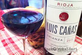 Luis Cañas para acompañar